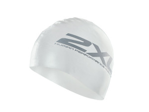 2XU_Latex_Swim_Cap_white