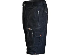 Funkier_MTB_Black_Baggy_Pro_Shorts_BLK1