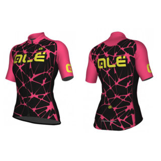 ALE Solid Cracle Women Short Sleeves Jersey 911d5a55d